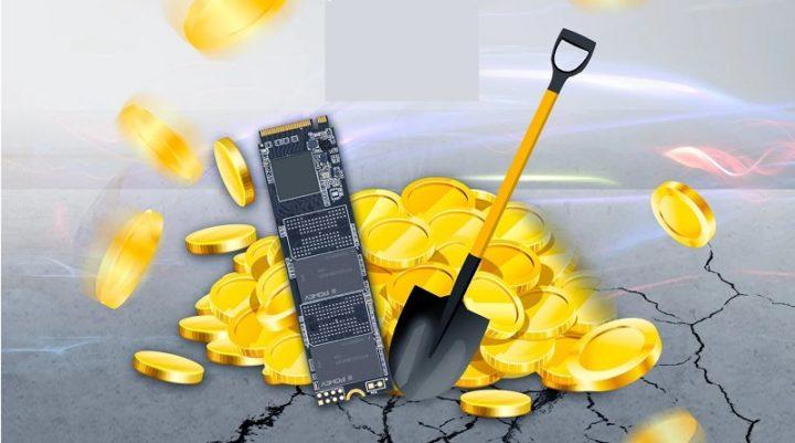 Un fabricant chinois va lancer des SSD specifiques pour