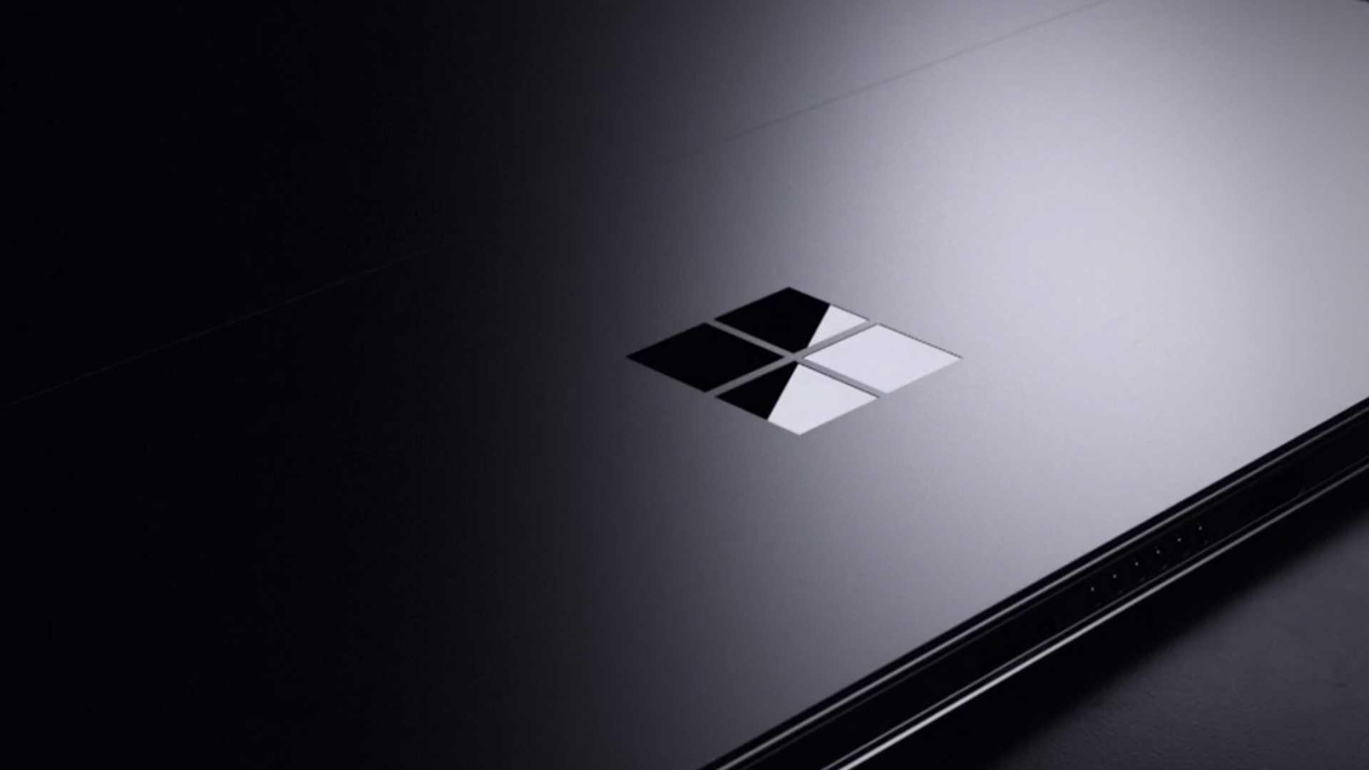 Un mystérieux Surface Book apparaît en noir