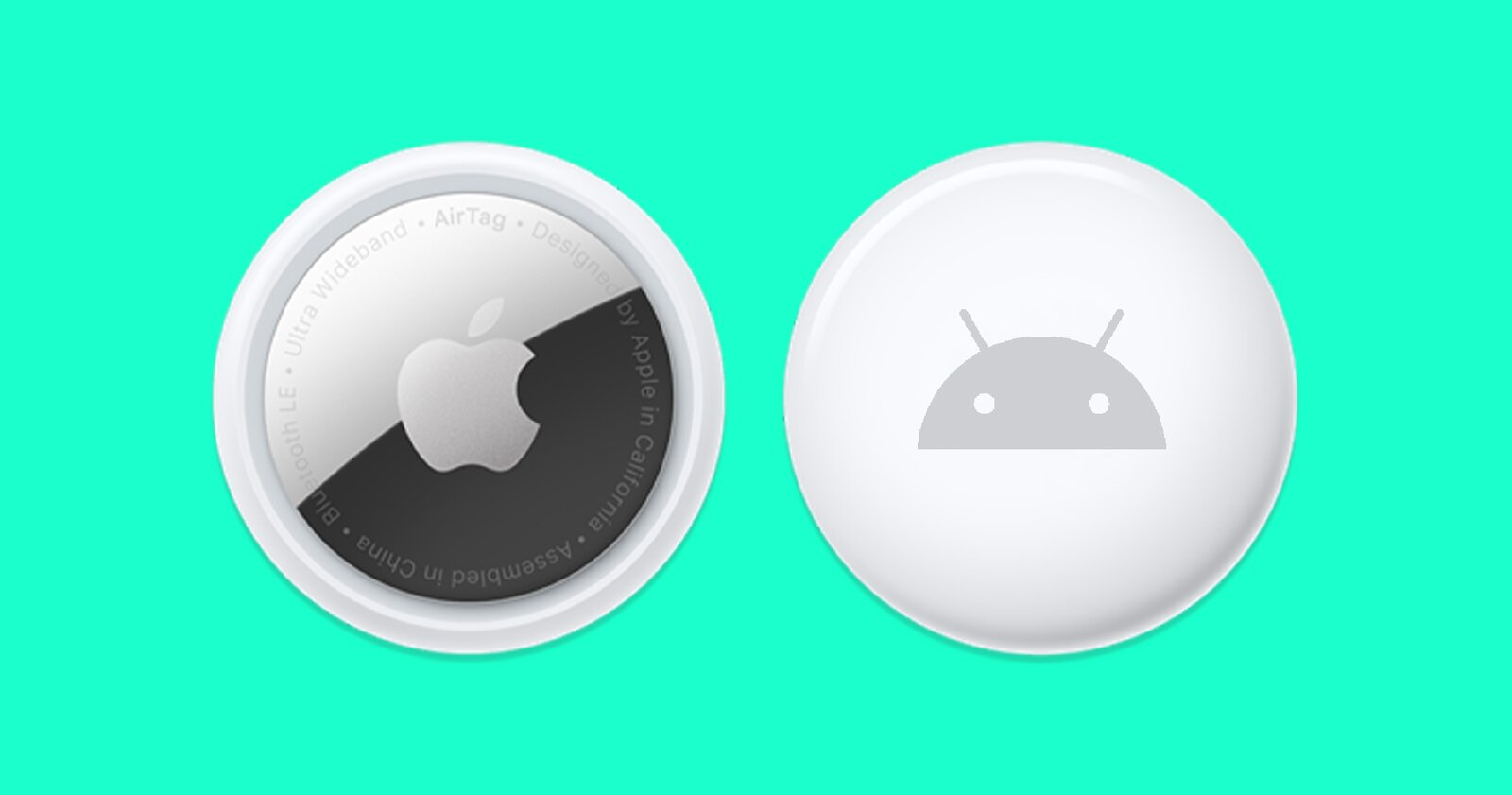 Apple AirTag sur Android