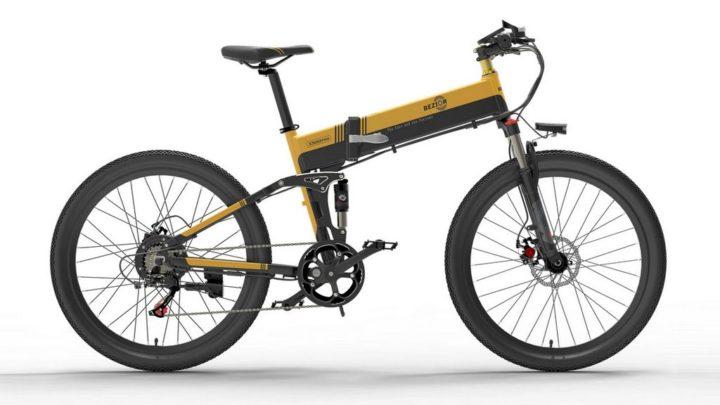 Velo de montagne Bezior X500 Pro une option electrique