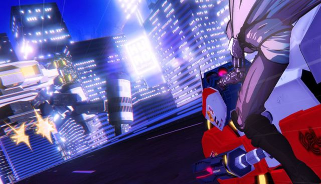 Voici Runner, un nouveau jeu vidéo de réalité virtuelle pour PS5 inspiré d'Akira
