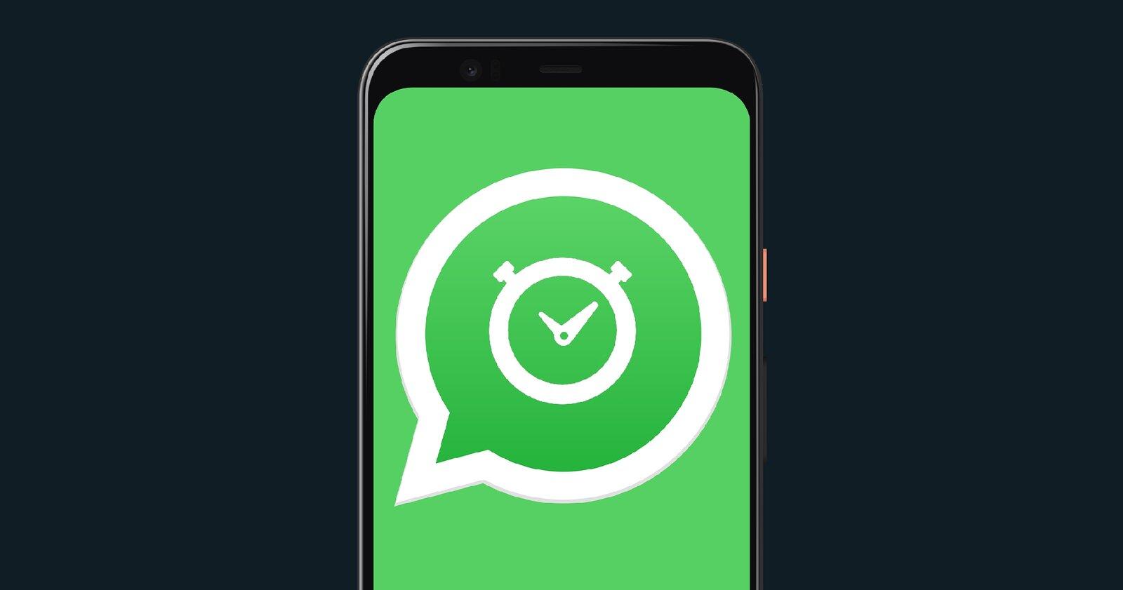 Compte à rebours dans WhatsApp Compte à rebours dans WhatsApp
