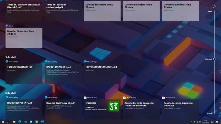 Windows 10 Sun Valley sera la fin de la chronologie telle que nous la connaissons