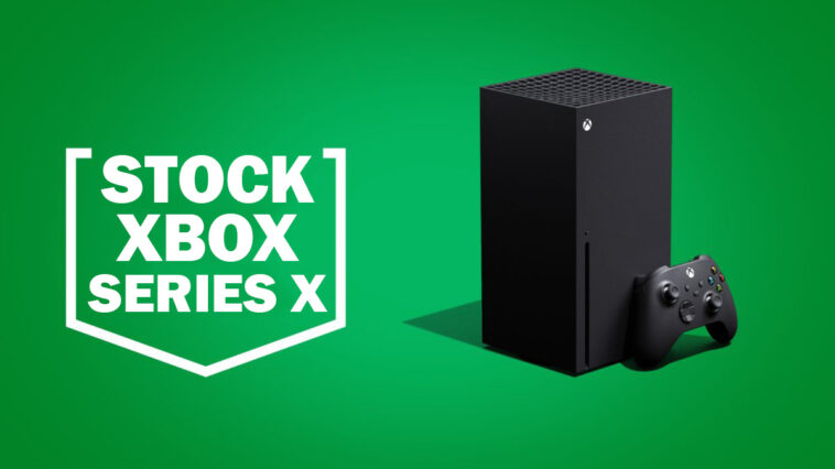 Xbox Series X S Stock