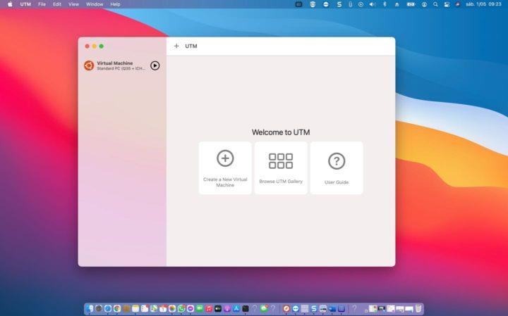 1619871305 82 UTM creez facilement des machines virtuelles gratuitement sur macOS