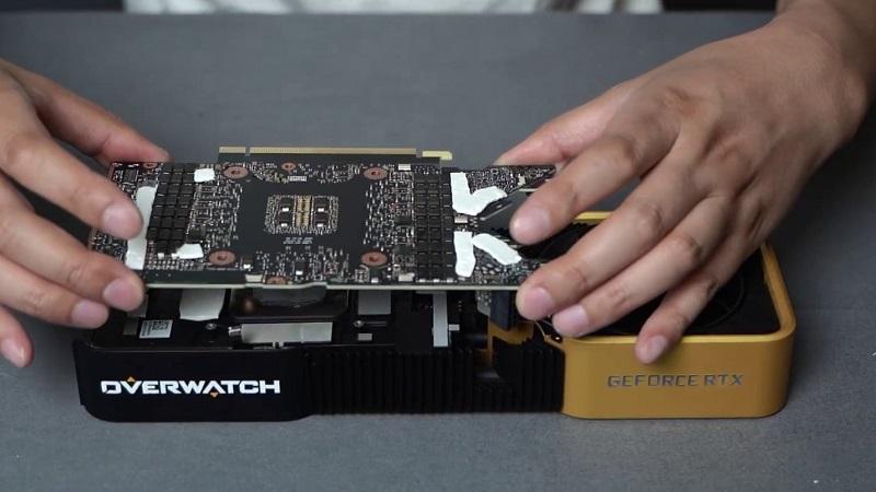 1619951765 800 Nvidia devoile une GeForce RTX 3080 personnalisee avec une conception