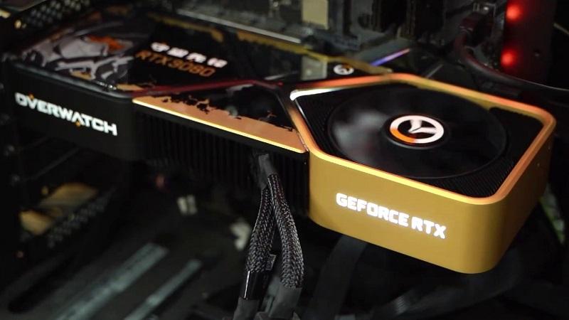 1619951765 931 Nvidia devoile une GeForce RTX 3080 personnalisee avec une conception