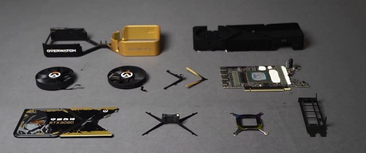 1619951766 419 Nvidia devoile une GeForce RTX 3080 personnalisee avec une conception