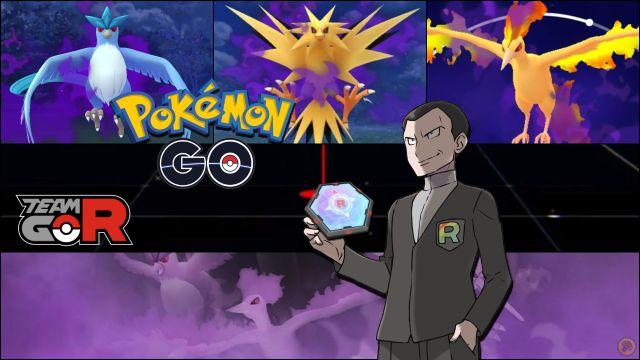 Pokémon GO: comment vaincre Giovanni
