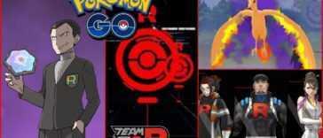 Pokémon GO: comment vaincre Giovanni en mai 2021;  meilleurs compteurs