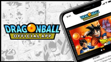 Application officielle Dragon Ball: maintenant disponible au téléchargement sur iOS et Android