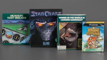 StarCraft and Microsoft Flight Simulator among latest inductees into the Video Game Hall of Fame