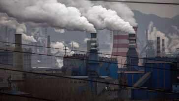Les émissions de gaz à effet de serre de la Chine ont dépassé celles de tous les pays développés combinés