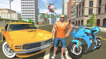 Aller à Town 5: la pire copie de GTA à laquelle vous pouvez jouer sur Android