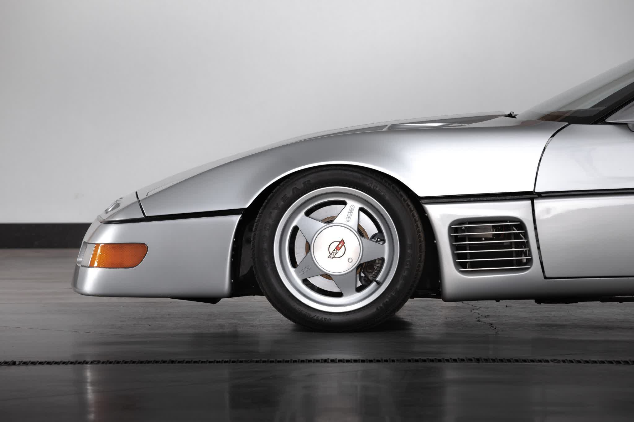 1621008907 333 La legendaire Callaway SledgeHammer Corvette est mise aux encheres