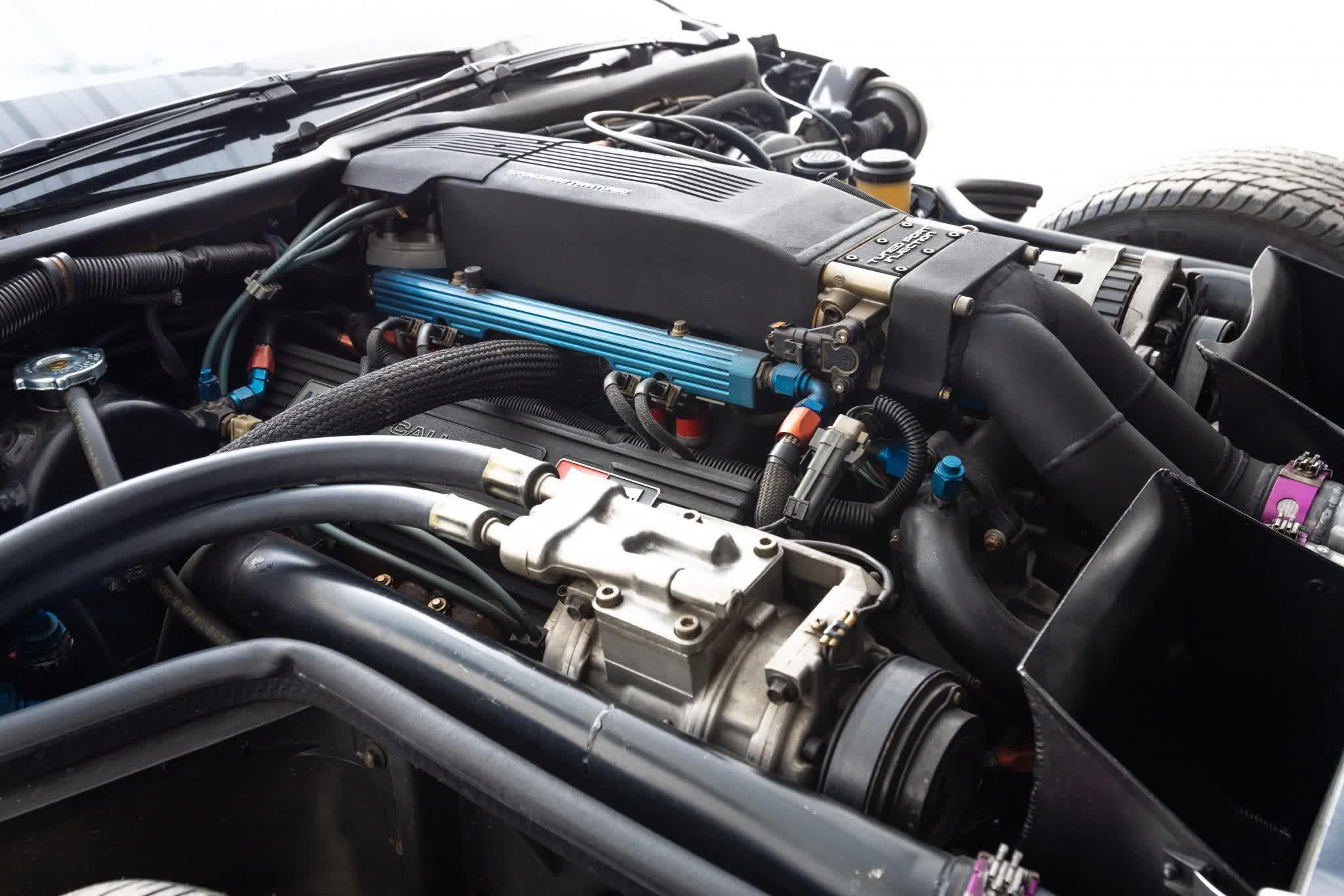 1621008908 513 La legendaire Callaway SledgeHammer Corvette est mise aux encheres