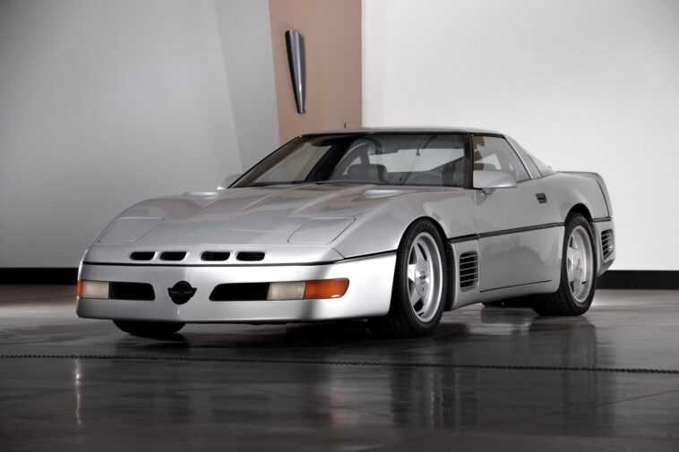 Legendary Callaway SledgeHammer Corvette is up for auction
