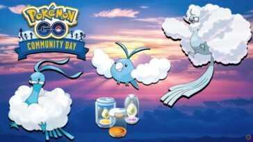 Pokémon GO: guide pour la journée communautaire de mai 2021 (Swablu)