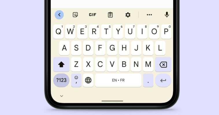 Le clavier Google sera compatible avec les nouveaux thèmes Android 12: voici comment cela fonctionnera