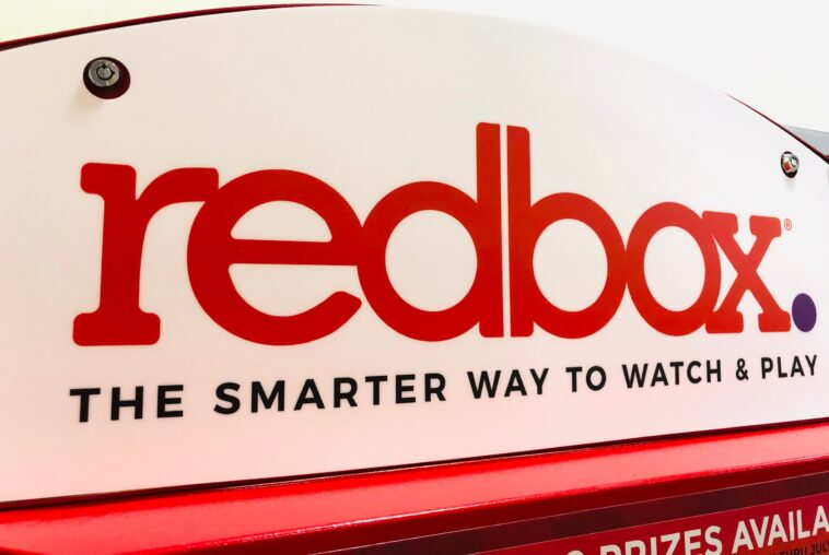 Redbox is going public in a deal valued at nearly $700 million