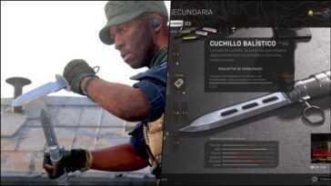 Comment obtenir le couteau balistique gratuitement dans CoD Warzone
