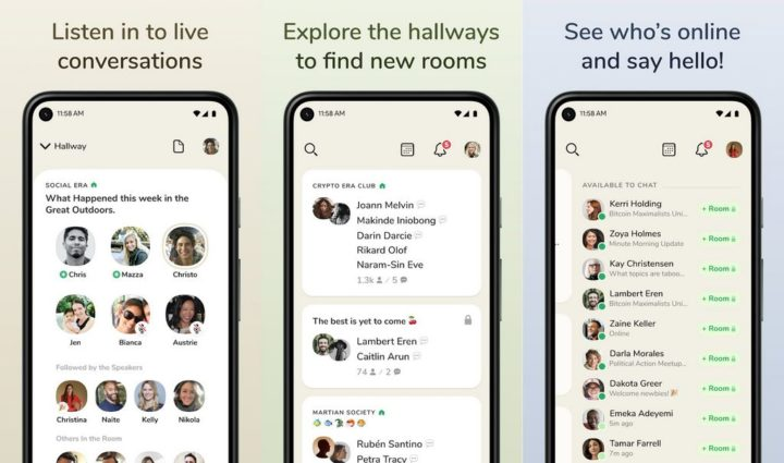 1621612445 150 Clubhouse est enfin accessible a tous sur Android Netes vous pas