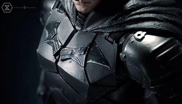 Le Batman de Robert Pattinson en détail dans la spectaculaire nouvelle figurine Prime 1