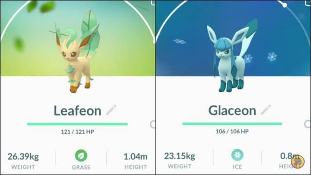Évoli Pokémon GO