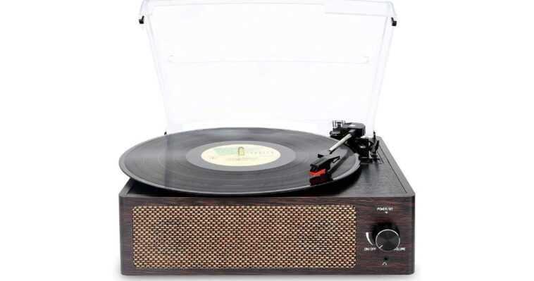 9 tourne-disques vinyle pour vous ramener au son rétro
