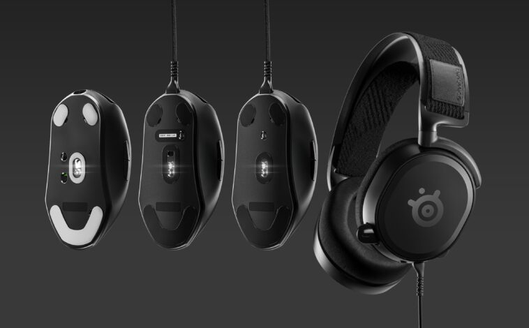 SteelSeries introduces new Prime line of gaming peripherals