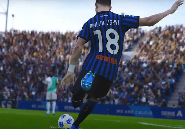 Atalanta devient également exclusif à PES (et ne sera pas dans FIFA 22)