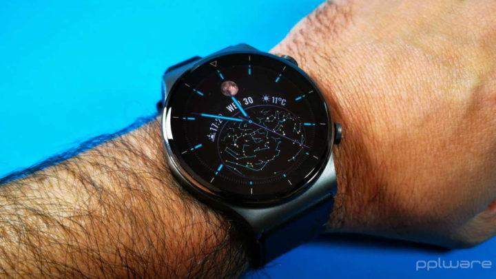 Image de la montre intelligente Huawei