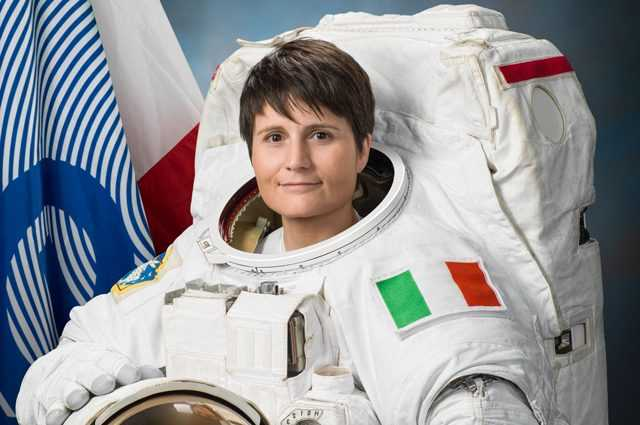 Samantha Cristoforetti sera le commandant de la Station spatiale internationale
