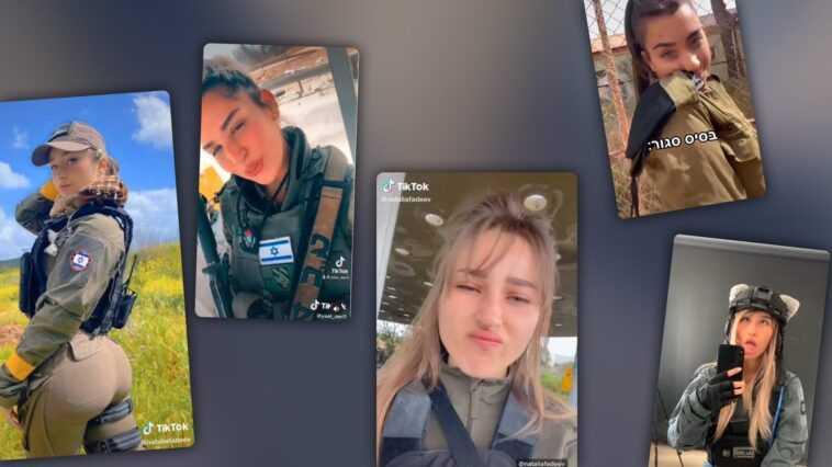 Stratégie sociale d'Israël: des femmes soldats attrayantes sur TikTok pour la propagande