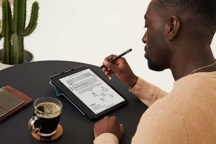 Kobo Elipsa, un lecteur ebook qui vous permet d'écrire sur votre écran