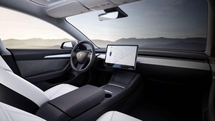 Pilote automatique des pilotes de caméra Tesla Cars