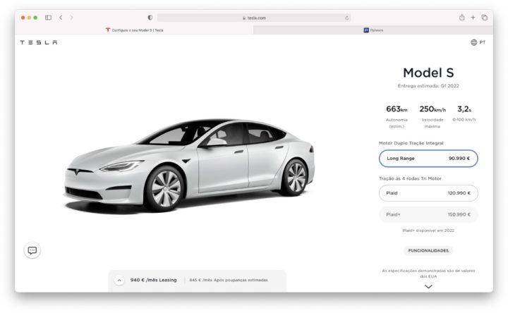 Image de Tesla Plaid