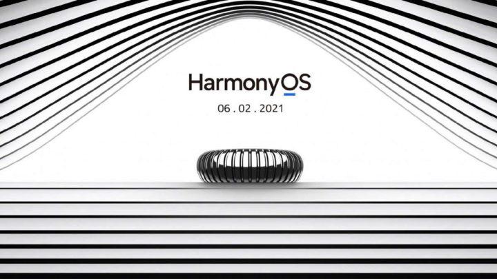 Nouveauté du système de smartphone HarmonyOS Huawei