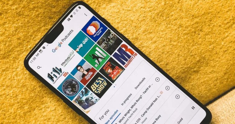 Top 10 des alternatives à Google Podcasts que vous pouvez essayer sur Android