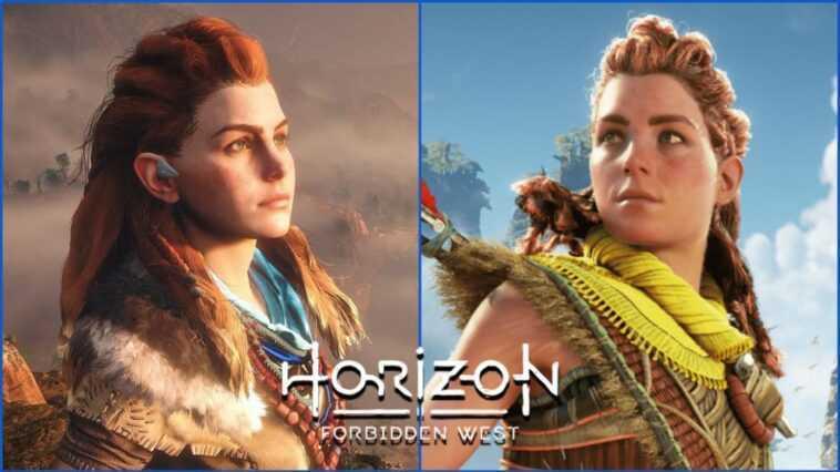 Horizon Forbidden West vs Horizon Zero Dawn: voici comment il s'est amélioré graphiquement