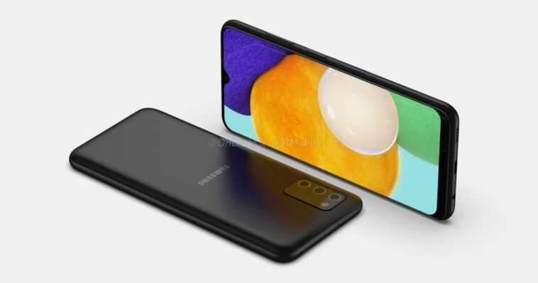 Fuite du Samsung Galaxy A03s, le prochain smartphone pas cher de la marque coréenne