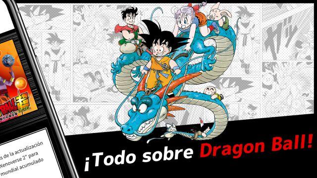Application officielle Dragon Ball