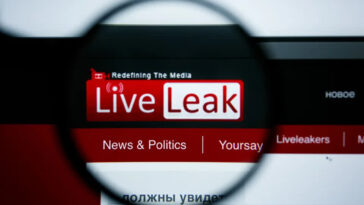After 15 years, controversial video sharing site LiveLeak has been shut down