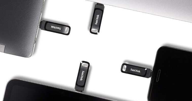Ce sont les meilleurs souvenirs USB-C que vous pouvez utiliser avec votre mobile ou votre tablette