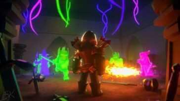 Comment obtenir la caisse d'AJ Striker dans Treasure Quest |  Champions du métaverse Roblox