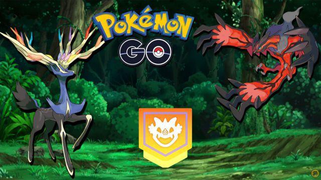 Comment vaincre Xerneas dans Pokémon GO