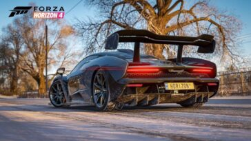 Forza Horizon 4: ils rapportent un patch qui rompt le jeu dans Xbox Series;  solution sur le chemin