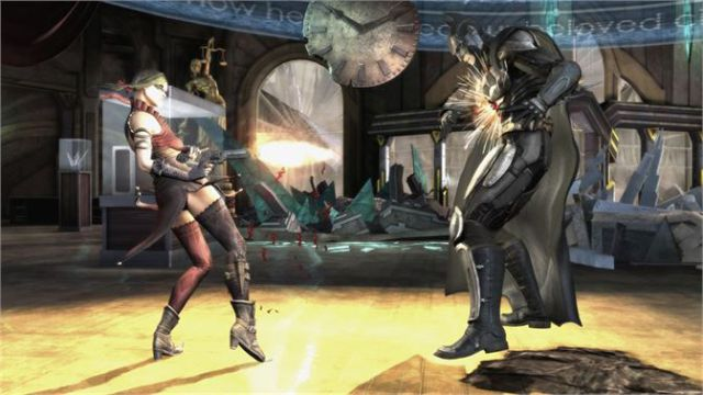 Injustice Gods Among Us Xbox Live Gold Juin 2021