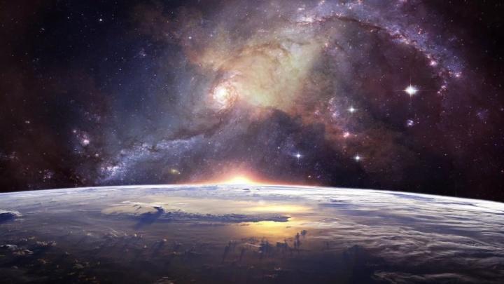 Image de notre galaxie où des planètes vivantes peuvent exister
