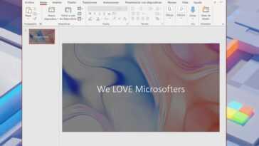 L'application PowerPoint pour Windows vous permettra de verrouiller des objets